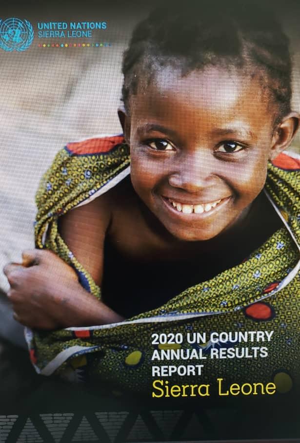 2020 UN Country  Annual Results  Report Sierra Leone - Abridged Version