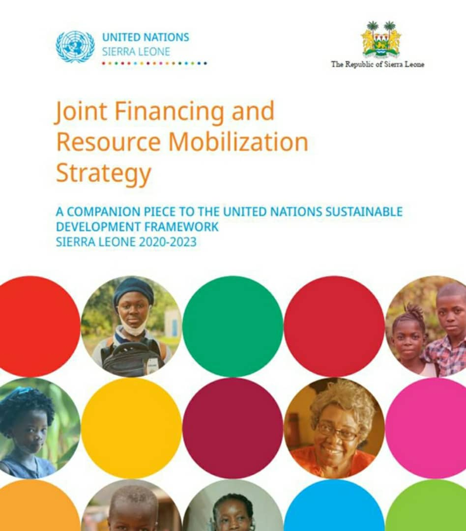 Joint Financing and Resource Mobilization Strategy : A  companion piece to the UN Sustainable Development Framework