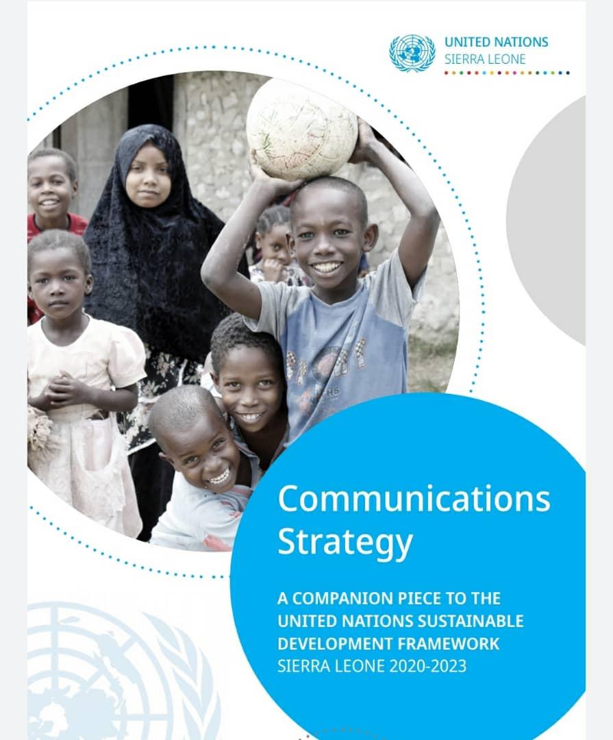 UNSDCF SL Communications Strategy 2020-2023