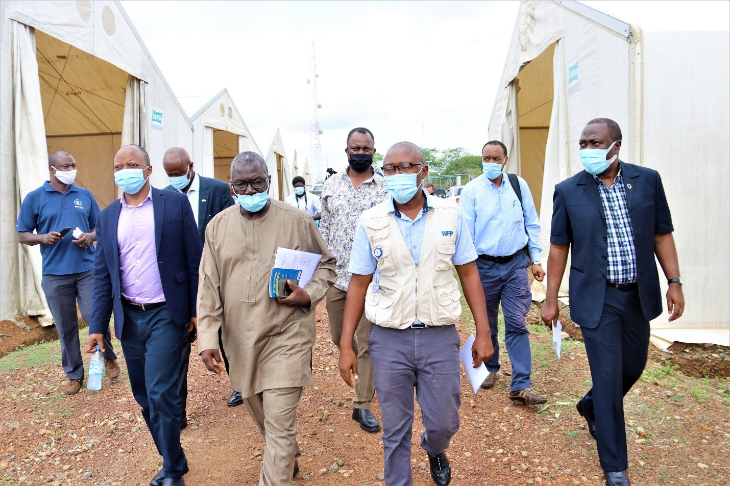 UN Resident Coordinator visits project sites in 3 Districts: Delivering jointly as One UN in Sierra Leone,