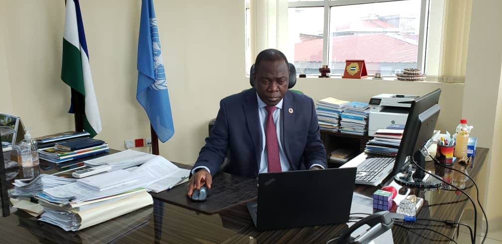 UN Resident Coordinator greenlights UniMak's PhDs in Education and Sustainable Development.