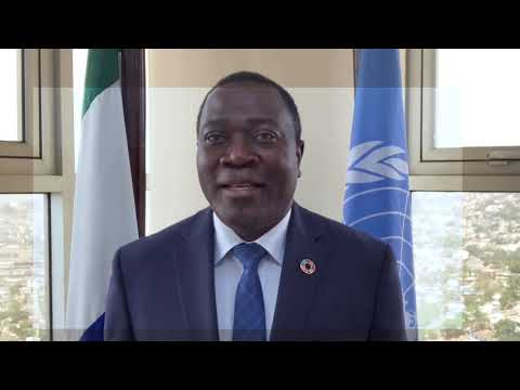 UN Resident Coordinator congratulates Sierra Leoneans on 6oth Independence Day anniversary